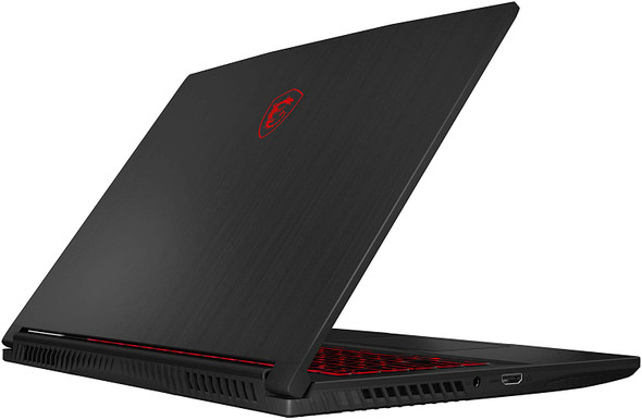 "MSI GF65 Thin 9SEXR-250 15.6"" 120Hz Gaming Laptop Intel Core i7-9750H RTX2060 8GB 512GB Nvme SSD Win10 Home"