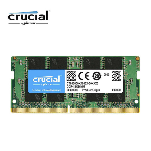 Crucial RAM For Laptop 8GB - 2666Mhz