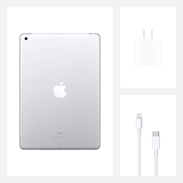 New Apple iPad ( 10.2-inch, Wi-Fi, 32GB ) - Gold (Latest Model, 8th Generation)
