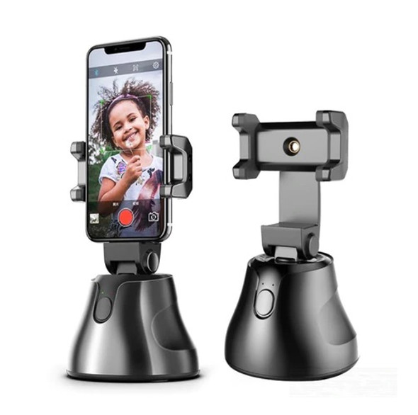 APAI GENIE Face Tracking Camera Smart Shooting Selfie Stick 360° Rotation Object Tracking Holder