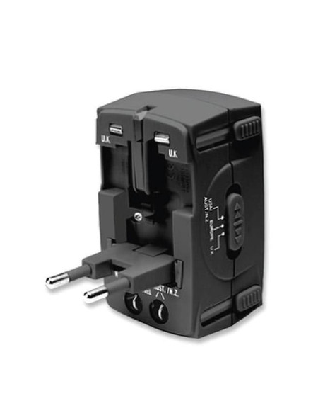 MANHATTAN Universal Power Plug Adapter