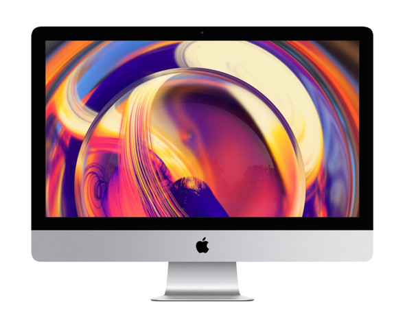 Apple iMac MXWT2B/A 27-Inch Retina 5K Display, MID-2020 – 3.1Ghz 6-Core 10th Gen. Intel Core i5, 8GB Ram, 256GB SSD, Radeon Pro 5300 4GB Memory, English Keyboard