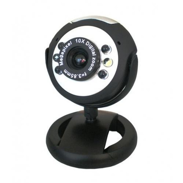 WEBCAM with Built-in Microphone ATE01