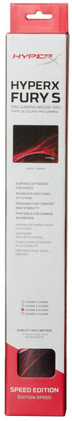 HyperX HX-MPFS-S-L FURY S Speed Edition Pro - Gaming Mouse pad L (45cm x 40cm