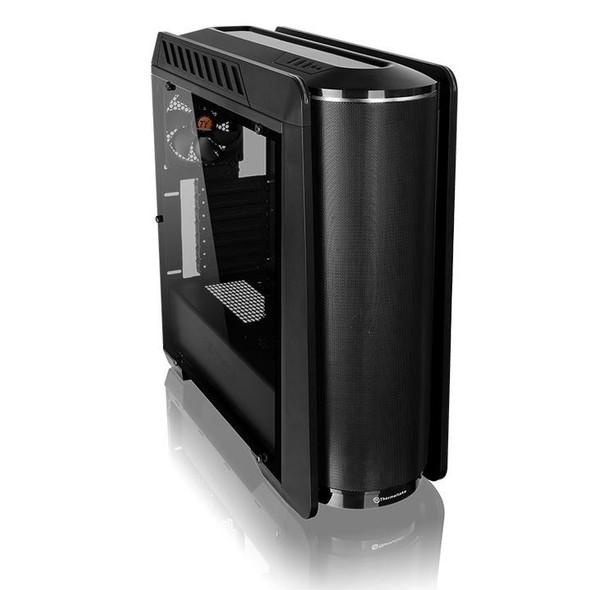 Thermaltake Versa C24 RGB Gaming Chassis Modding Case - Black