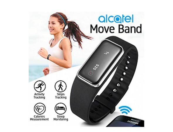 Alcatel MB20 Move Band - Black