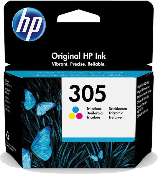 HP 305 Color Original Ink Cartridge ( 3YM60AE )