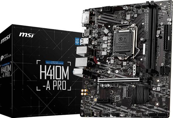 MSI H410M-A PRO | 911-7C89-008
