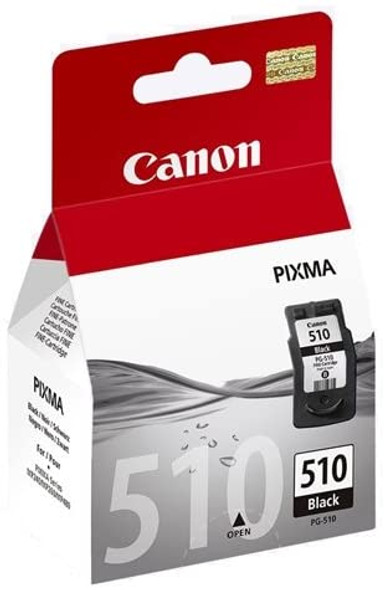 Ink Cartridge CANON Black CL-510