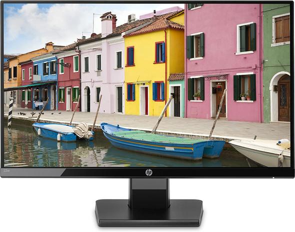 "HP 22W (1CA83AA) 21.5"" Full HD IPS LED Monitor (Aspect Ratio 16:9, 5ms Response Time, VGA) - Black"