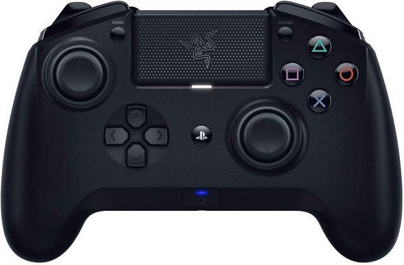 Razer Raiju Tournament Edition Without the1.04 Firmware Gaming Controller Bluetooth & Wired Connection (PS4 PC USB Controller with Four Programmable Buttons, Ergonomics Optimized for Esports) RZ06-02610400-R3G1