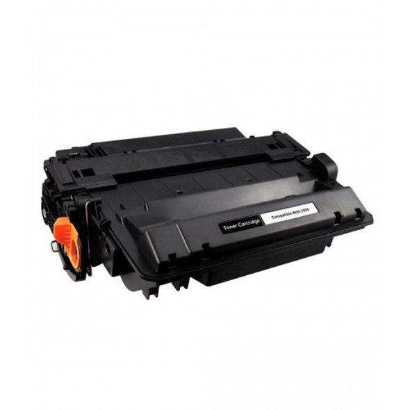 TechnoColor CE255A 55A Black HP Compatible LaserJet Toner Cartridge