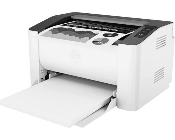 HP LaserJet Jet m107w Printer - 4ZB78A