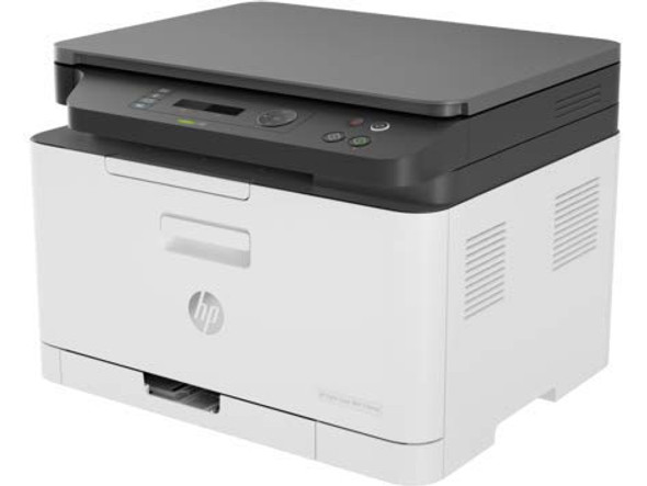 HP Color Laser MFP 178nw Printer - ( Print - Scan - Copy ) 4ZB96A