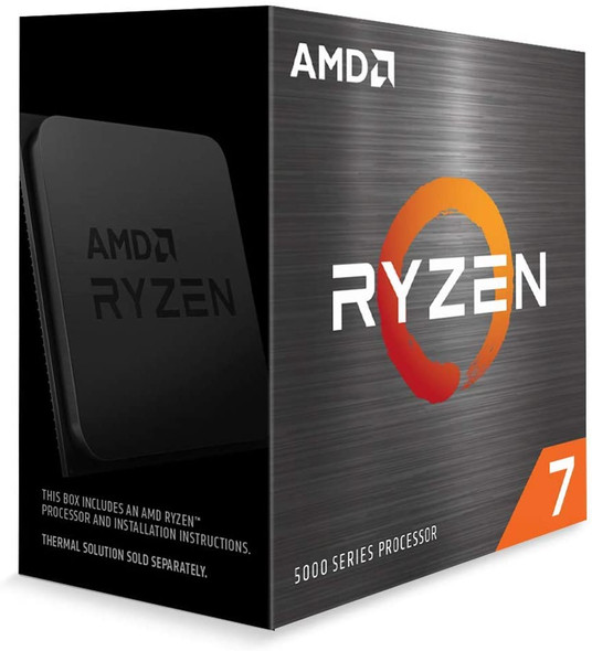 AMD Ryzen 7 5800X 8-core, 16-Thread Unlocked Desktop Processor Without Cooler Your image was added to the product.