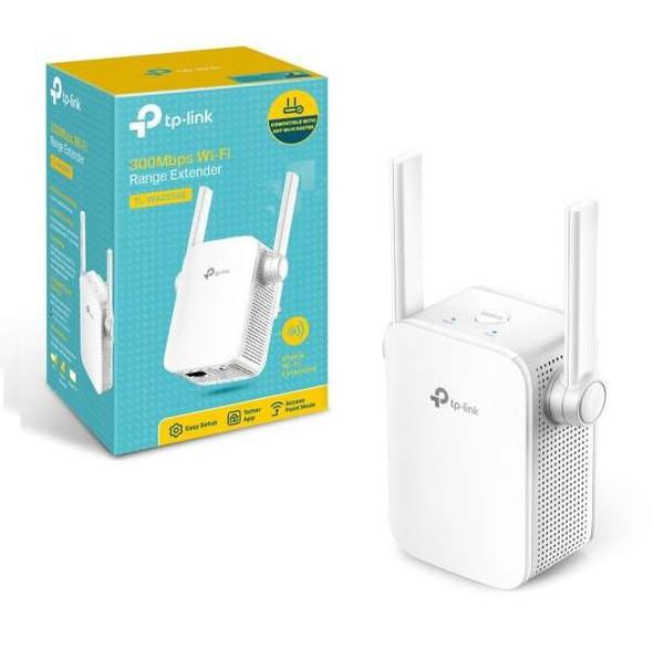 TPLINK TL-WA855RE 300Mbps Wi-Fi Range Extender