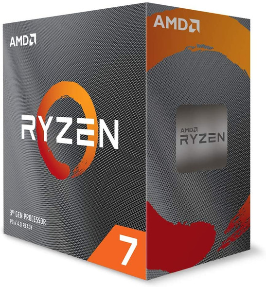 AMD Ryzen 7 3800XT 8-core, 16-Threads Unlocked Desktop Processor Without Cooler