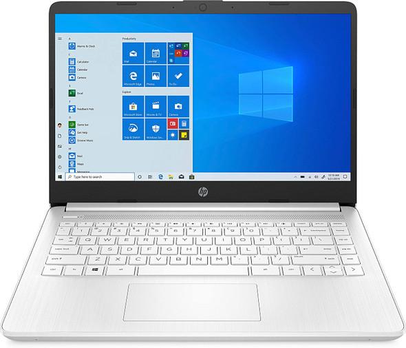 "HP Laptop 14T-DQ100 - 7AX28AV | i5-1035G1-1.10GHz | 8GB | 256GB SSD | 14"" HD TOUCH | CAMERA | BT | WIFI | WINDOWS 10 HOME | INTEL UHD GRAPHICS | SILVER"