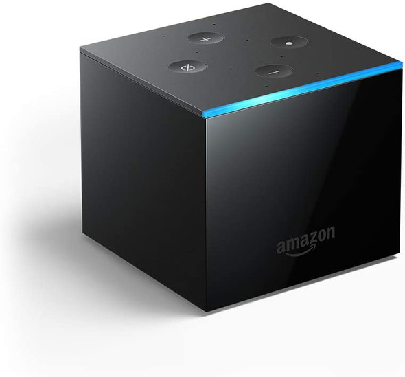 Fire TV Cube | Hands-free streaming device with Alexa | 4K Ultra HD | (841667179025) (view)