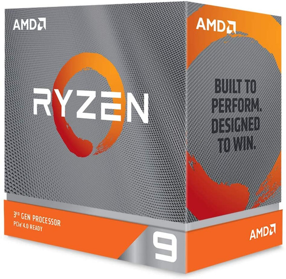 AMD Ryzen 9 3950X 16-Core, 32-Thread Unlocked Desktop Processor, Without Cooler