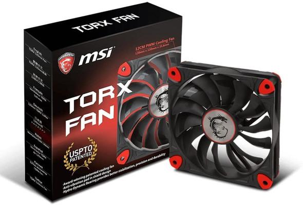 MSI GAMING GEAR TORX FAN 12CM | TORX