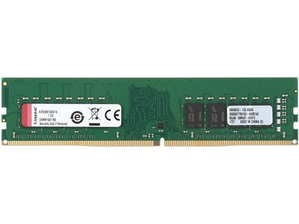 Kingston RAM For Desktop 4GB, 8GB, 16GB