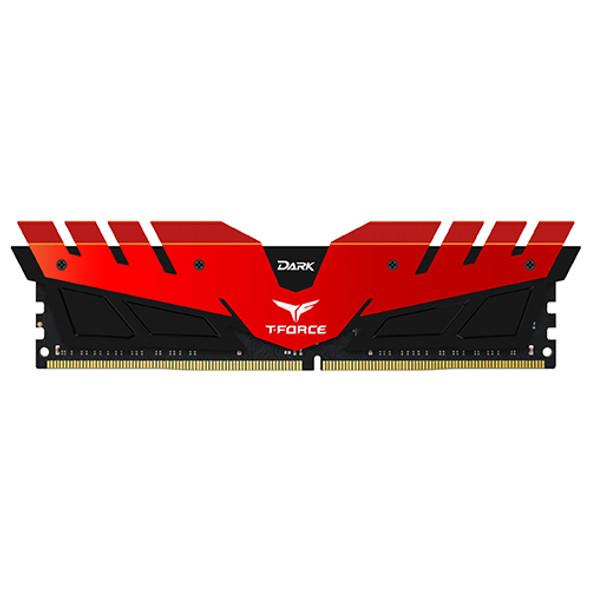 RAM Team T FORCE DARK 8GB DDR4 3000 GAMING DESKTOP MEMORY