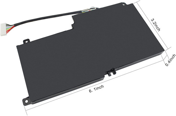 Replacement Battery Compatible with Toshiba Laptops | PA5107U-1BRS