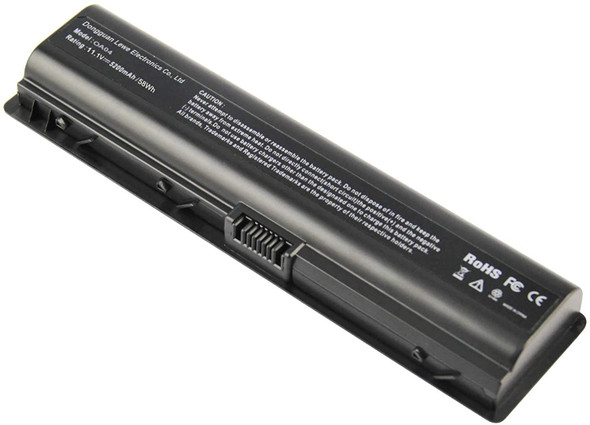 Replacement Battery Compatible with HP Laptops | DV2000 dv6000 DV6100 dv6500 dv6700 dv2500 dv2700 Dv2200 dv2500 dv2700 V6000