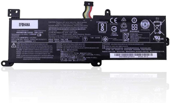 Replacement Battery Compatible with LENOVO Laptops | IdeaPad 320 330 B320-14IKB V320-17IKB V320-17ISK Series Notebook L16C2PB1 L16L2PB2 L16L2PB1 L16L2PB3 L16S2PB1 L16M2PB1 (AC1LBL06)