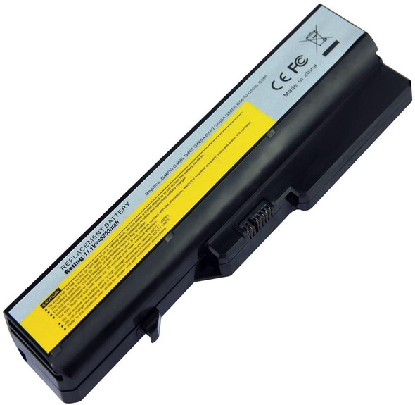 Replacement Battery Compatible with LENOVO Laptops | G460 G560 G460A LO9S6Y02 LO9L6Y02 (AC1LBL09)