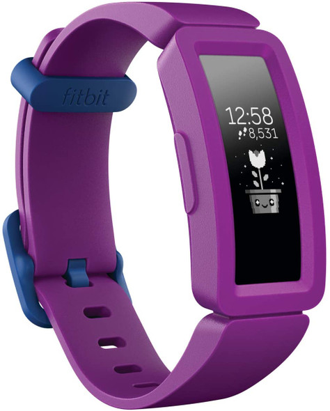 Fitbit Ace 2 Activity Tracker for Kids, Grape (811138037062)