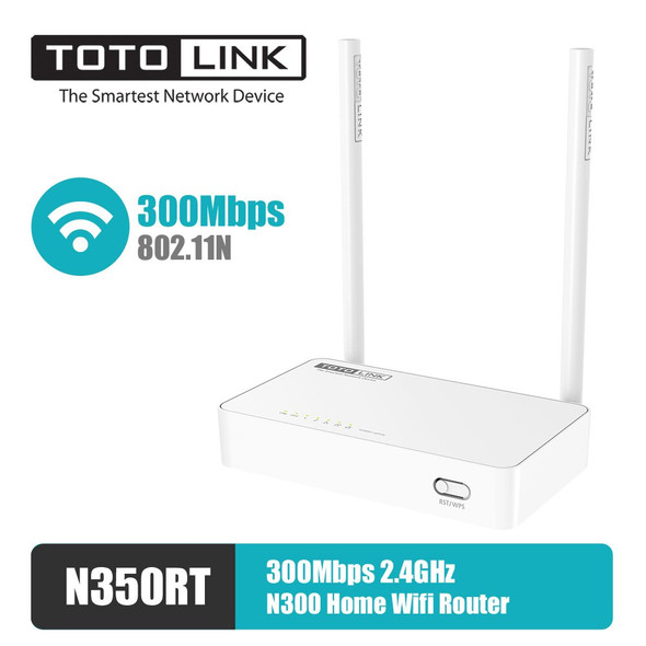 TOTOLINK N350RT 300Mbps Wireless Router