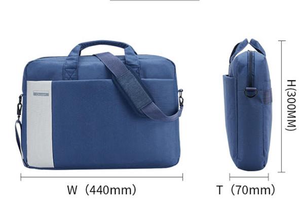 "OKADE T57 LAPTOP BAG, 15.6"", BLUE"