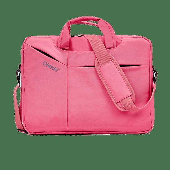 "OKADE T50 LAPTOP BAG, 15.6"", PINK"