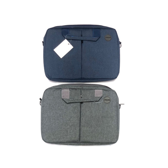 "OKADE T46 LAPTOP BAG, 15.6"", BLUE"