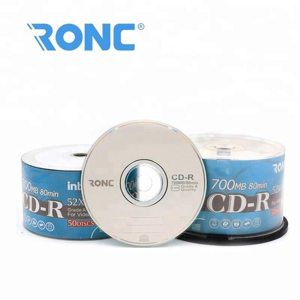 RONC CD-R 52X 700mb 80min 50pcs - 50 Discs