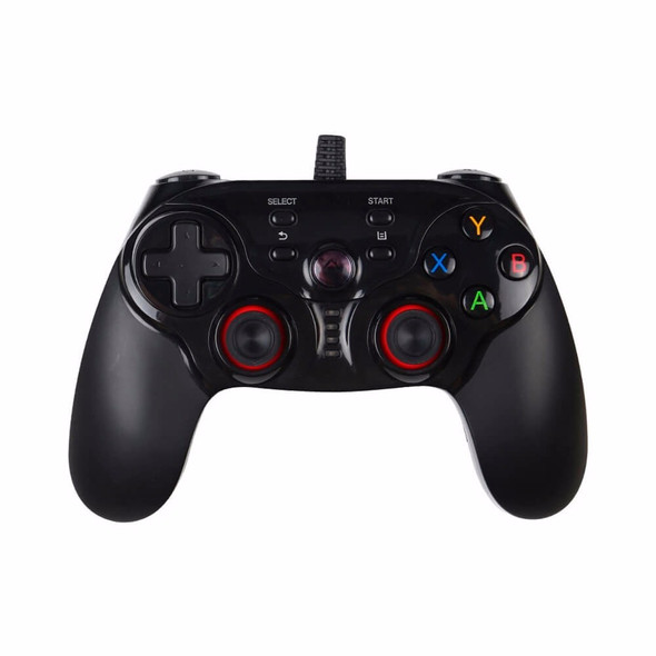 MARVO SCORPION GT-014 USB, VIBRATION MULTI-PLATFORM ADVANCED GAMEPAD