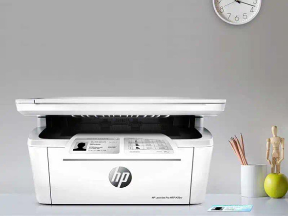 Printer HP LaserJet Pro MFP M28nw Pirnt, Scan, Copy Wireless