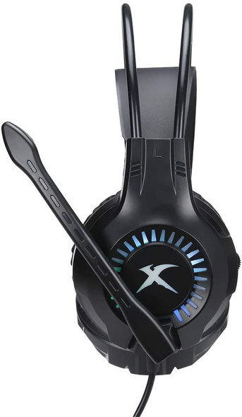 Stereo Gaming Headset GH-709 with RGB backlight for Smartphone, PC, PS4, Xbox One, cable 1.8m