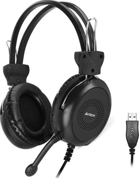 A4tech HU-30 ComfortFit Stereo USB Headset