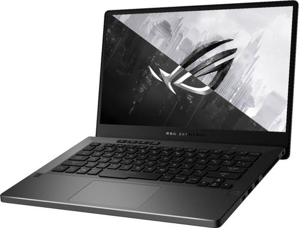 "ASUS - ROG Zephyrus G14 14"" Laptop - AMD Ryzen 7 - 8GB Memory - NVIDIA GeForce GTX 1650 - 512GB SSD - Eclipse Gray Model:GA401IH-BR7N2BL"