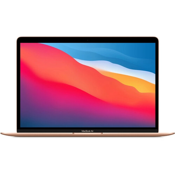 "MacBook Air | MGNE3LL/A | 13.3"" Laptop - Apple M1 chip - 8GB Memory - 512B SSD (Latest Model) - Rose Gold"