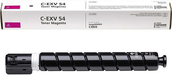 Compatible Toner Magenta Cartridge C-EXV 54 M for Canon Printers (TNG376F9)