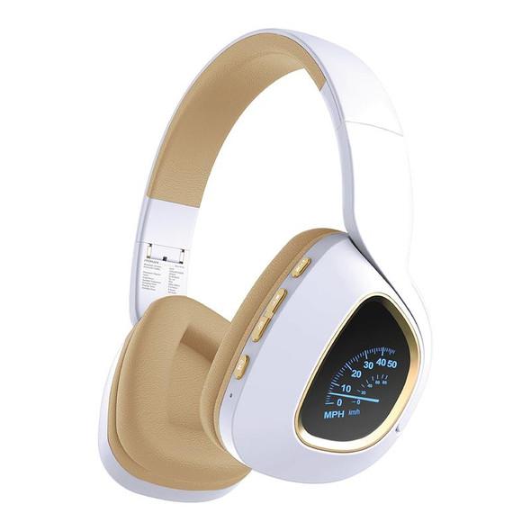 Promate Bavaria Wireless Headset Deep Bass Wireless Stereo Headphones