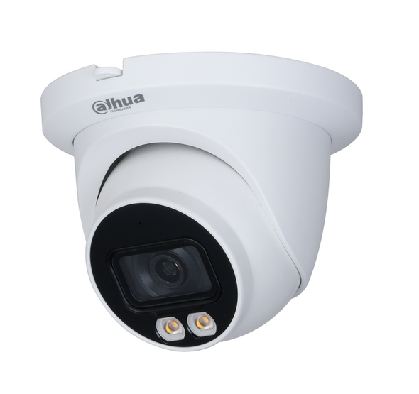 Dahua Indoor 2.8mm Full-Color Network Camera 4MP | DH-IPC-HDW2439TP-AS-LED-S2