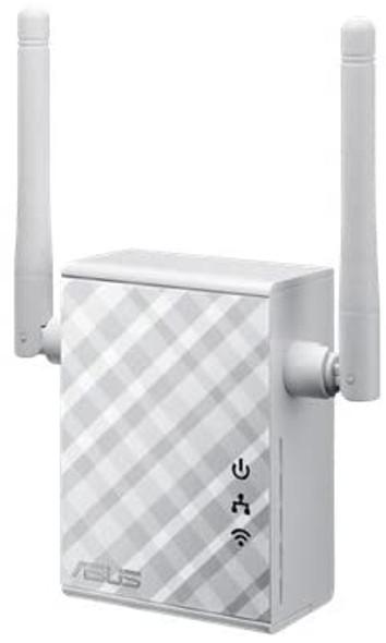 ASUS RP-N12 N300 Repeater/Access Point/Media Bridge