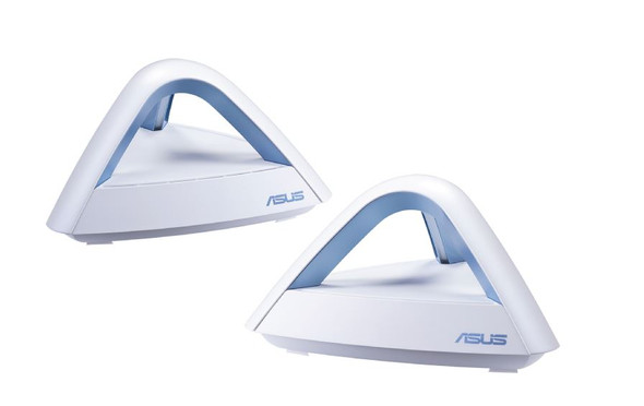 ASUS C1750 Dual Band Mesh WiFi System – Covers Multi-Story Homes up to 5400 sq. ft., with AiMesh support, AiProtection network security powered by Trend Micro