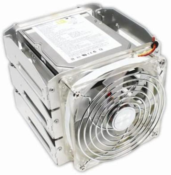 """Thermaltake 5.25"""" Fan Cage with 12cm Fan A2309"""