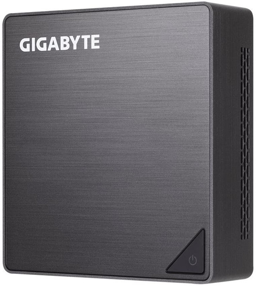 "GIGABYTE""BRIX"" Mini-PC Barebone (Ultra Compact Mini PC/Intel UHD Graphics 620/M.2 SSD Port/HDMI (2.0a)/Dual Array Microphone) 